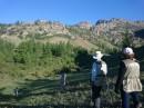 Birding tour Mongolia 2015 | Terelj Canyon